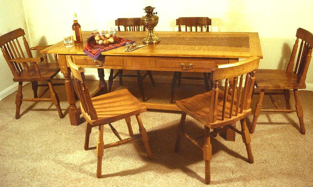 Ian laval classic hand made furniture vancouver island for Kitchen furniture vancouver bc