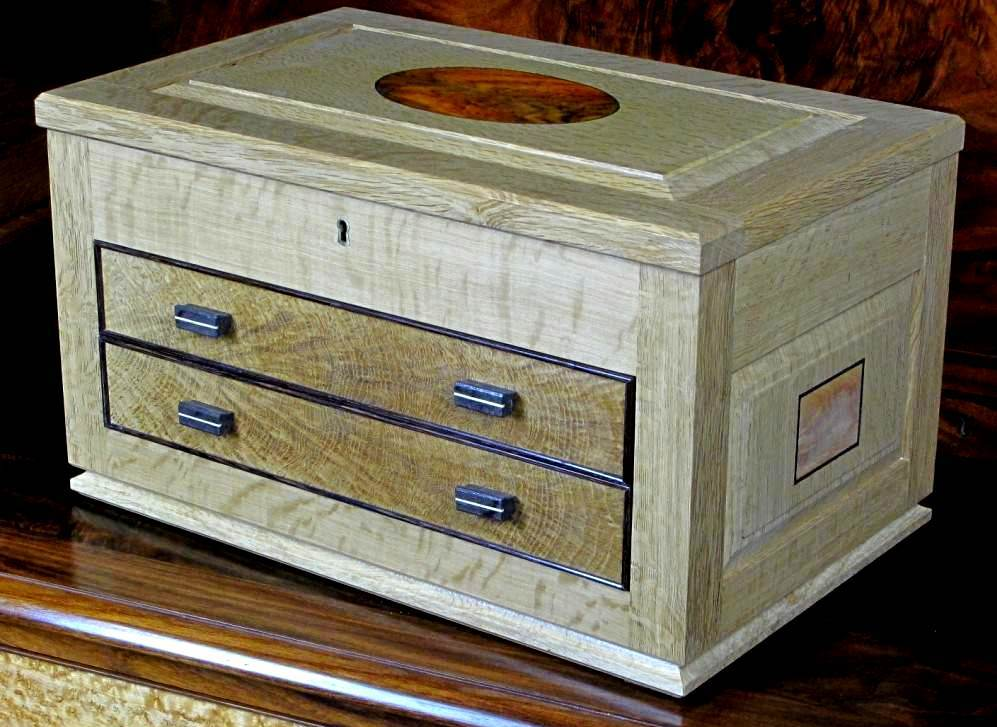 Ian laval classic hand made furniture. vancouver island british